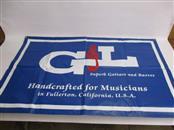 G&L GUITARS VINYL BANNER 30 X 48